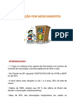 Intoxicacao Por Medicamentos.ppt