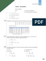 Ejercicios de Binomial y Normal