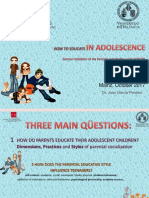 Parenting Socialization Background