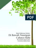 Buku Pedoman Asisten AAI UNS 2017 (Asistensi Mata Kuliah Agama ISlam)