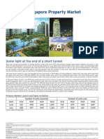 Update on Sg Property Market (Aug 2010)