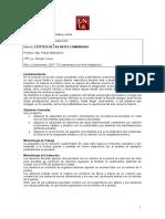 Lic. Audiovisión-Estética de Las Artes Combinadas-2017-Beltramino-plan 2008-Cohorte 2014