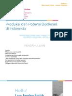 PPT Buat Oleokim Pemicu 2 Biodiesel