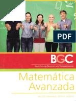 BGC Matematica Avanzadas