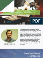 Palestra Inovação CAU-SC2