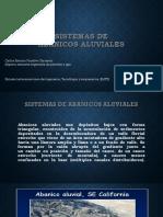 Presentacion Sistemas de Abanicos Aluviales Carlos Antonio Fontalvo Carrascal
