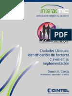 25.Ciudades Ubicuas Identificación