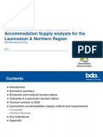 Accommodation Supply Analysis in Launceston Part 1