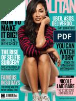 Cosmopolitan UK October 2017