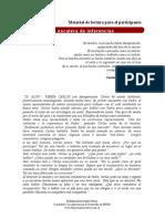 16.-Material de Lectura Para El Participante. Escalera de Inferencias