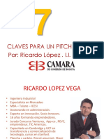 7 Claves Para Un Pitch Exitoso