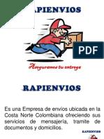 Empresa Rapienvios.pptx