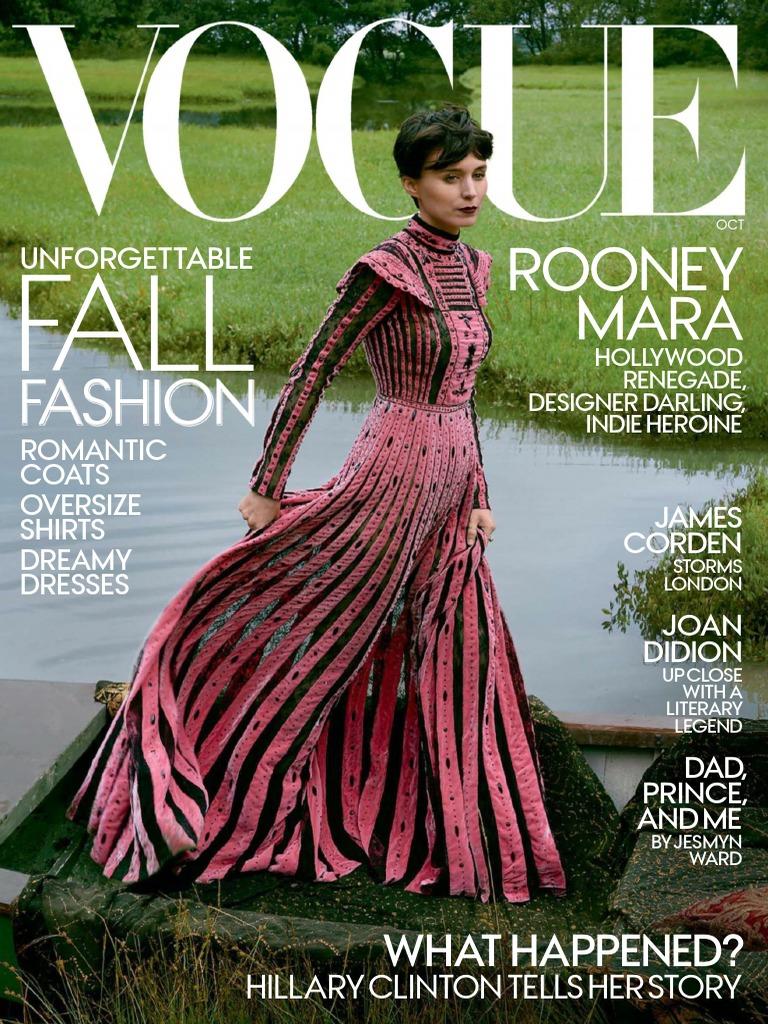 Vogue USA October 2017 | Vogue (Magazine) | Fashion
