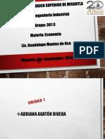 Unidad 1. Adriana Agaton Rivera