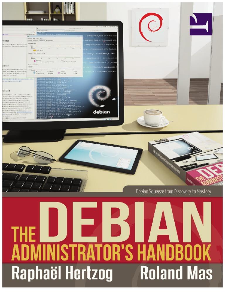Manual do administrador debianpdf fandeluxe Gallery