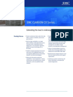 Emc Clariion PDF Econram