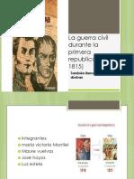 Trabajo Regimen y Sistema Politico Colombiano Diapositiva