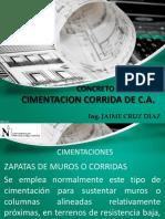 Cimentaciones CA2