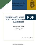 Reporte de polimerización de poliestireno.docx
