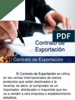 Presentacioncontratoexportacin 1new 121228030425 Phpapp01