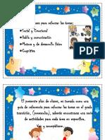 micro clase- enfocada en las areas- preescolar- pdf jose