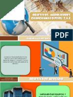 OBJETIVOS AGROLICORES(1)