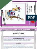 4to Grado - Bloque 1 - Ejercicios Complementarios (1)