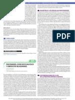 Prostanoides y COX