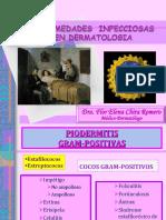 Infecciosas en Dermatologia