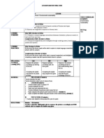 CEFR Alligned Lesson Plan Template for Form 2 PPDPP