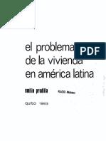 El Problema de la Vivienda en América Latina - Emilio Pradilla