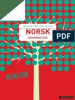 Norsk Grammatikk - Torun Eide