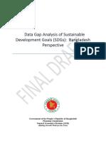 SDG DATA Gap Final Draft