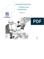LA ADMINISTRACIÓN PÚBLICA EN VENEZUELA 9-11-2016.pdf