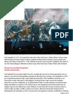 Biografia Led Zeppelin