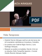Gabriel García Márquez Presentación