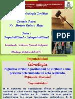 Psicologia Juridica Exposicion