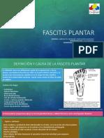 Fascitis-plantar Eva y Tto Kinesico 2017