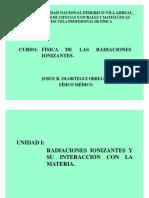 Curso Fisica de Las Radiaciones Ionizantes Unfv Cap i 2013 1
