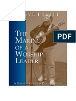 The Making of a Worship Leader