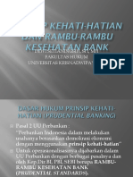 Prudential Banking