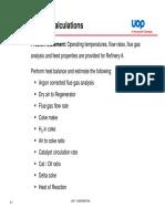 05_2 Heat Balance - Practice Problem - Instructor