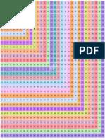 Tablas De Multiplicar 1 20 Nuevo Formatopdf
