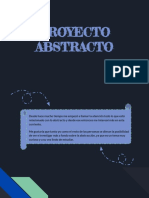 PROYECTO ABSTRACTO (1)