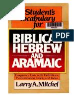 Mitchel Biblical Hebrew and Aramaic - Mitchel