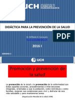 Didactica en Salud SEMANA 5