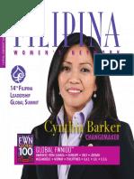 FWN Magazine 2017 - Hon. Cynthia Barker