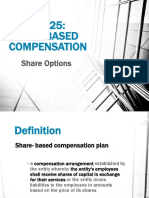 CHAPTER 25 SHARE BASED COMPENSATION- SHARE OPTIONS.pptx