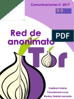 Anonimato en TOR