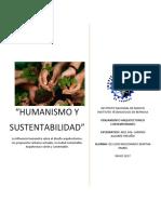 Humanismo y Sustentabilidad Ensayo